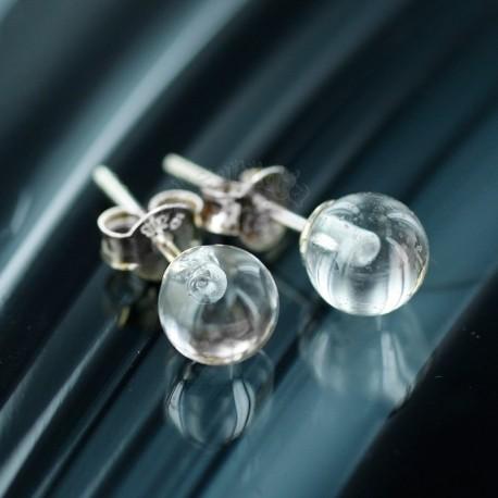 Mäekristall kõrvarõngad