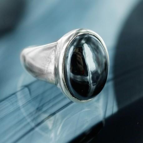 Hematiit sõrmus