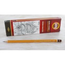 Harilikud pliiatsid KOH-I-NOOR, 1500/6B
