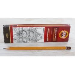 Harilikud pliiatsid KOH-I-NOOR, 1500/3B