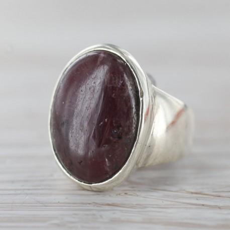 Rubiiniga sõrmus 17,5