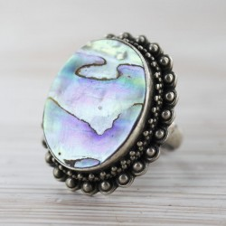 Abalone sõrmus 17,5