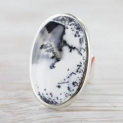 Dendriitopaaliga sõrmus 17,5