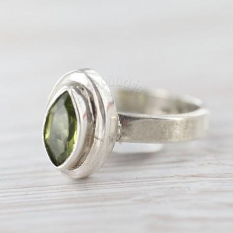 Peridoot- ehk oliviinsõrmus 18,75