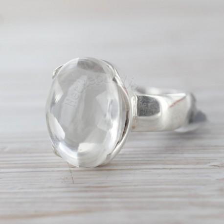 Mäekristalliga sõrmus 17