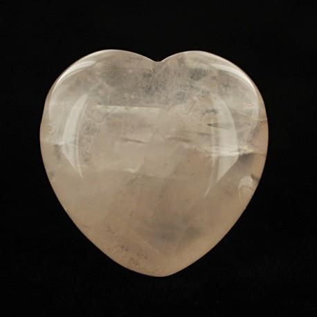 Roosa kvarts süda