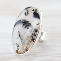 Dendriitopaaliga sõrmus 18,5