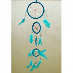Unenäopüüdja sinine 9x42cm