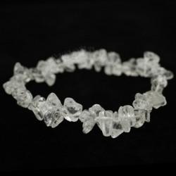 Mäekristall käevõru väikestest tšipsidest