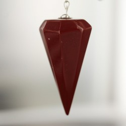 Punane jaspis pendel