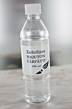 Tärpentin 500Ml, Lõhnatu