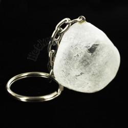 Mäekristall võtmehoidja toorkivist