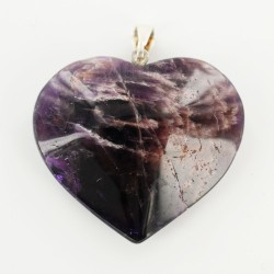 Ametüst süda 3x3cm