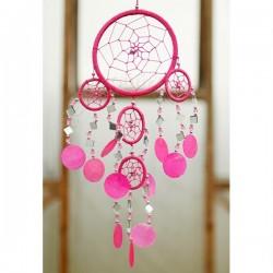 Unenäopüüdja roosa 15x43cm