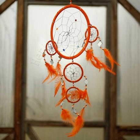 Unenäopüüdja oranz 15x40cm