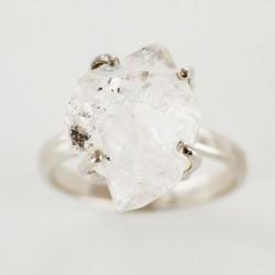 Herkimeri teemantsõrmus suurus
